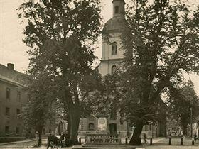 Stary kościół w Rybniku